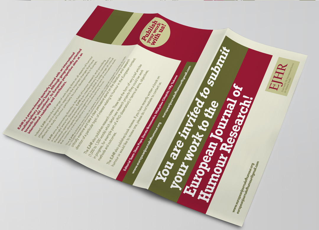 leaflet and poster design for action on hearing loss by pyrus services