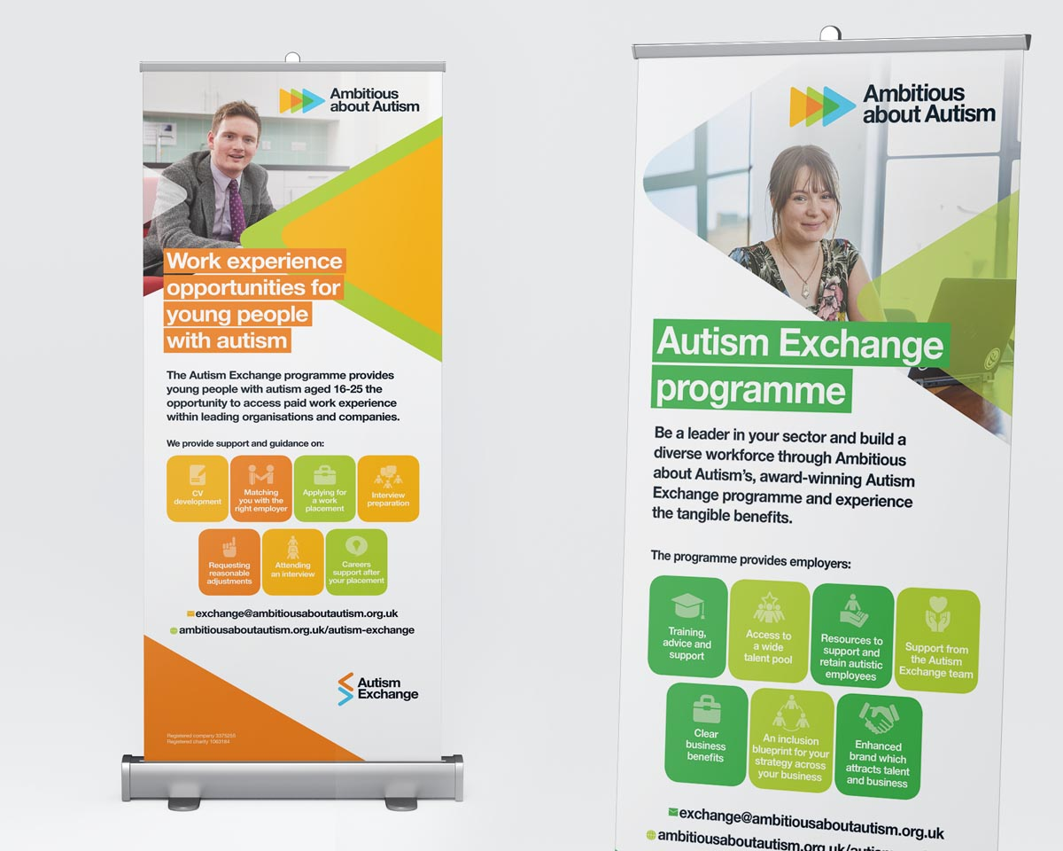 Ambitions about autism National Careers and Guidance Show 2019