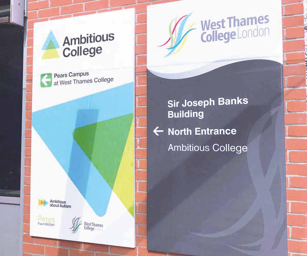 Ambitious College WestThames