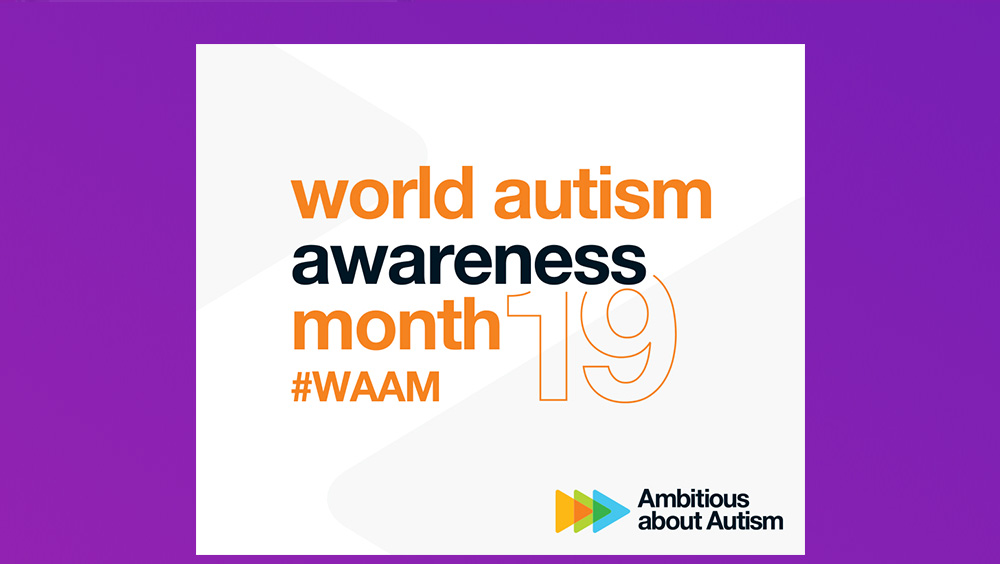 Ambitious about Autism - World Autism Awareness Day