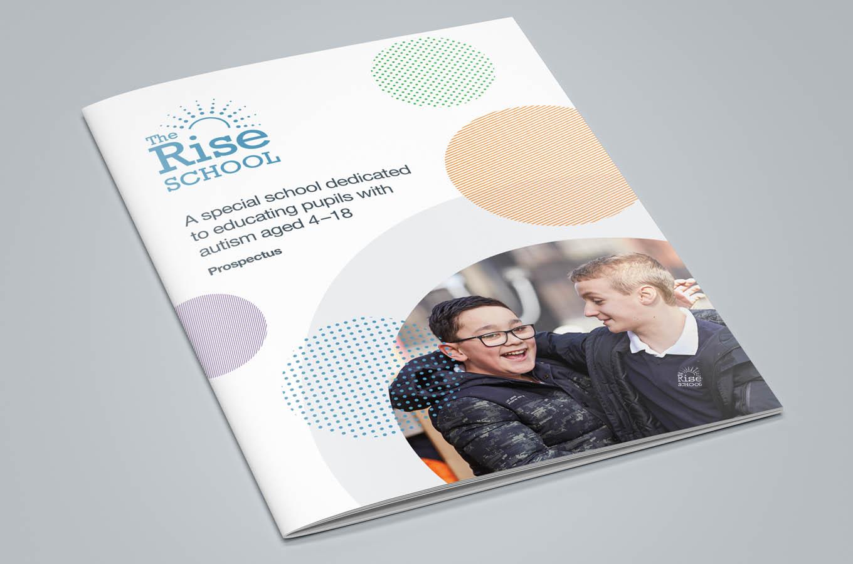 The Rise school brochure