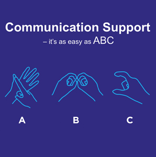 action on hearing loss – Communication Support