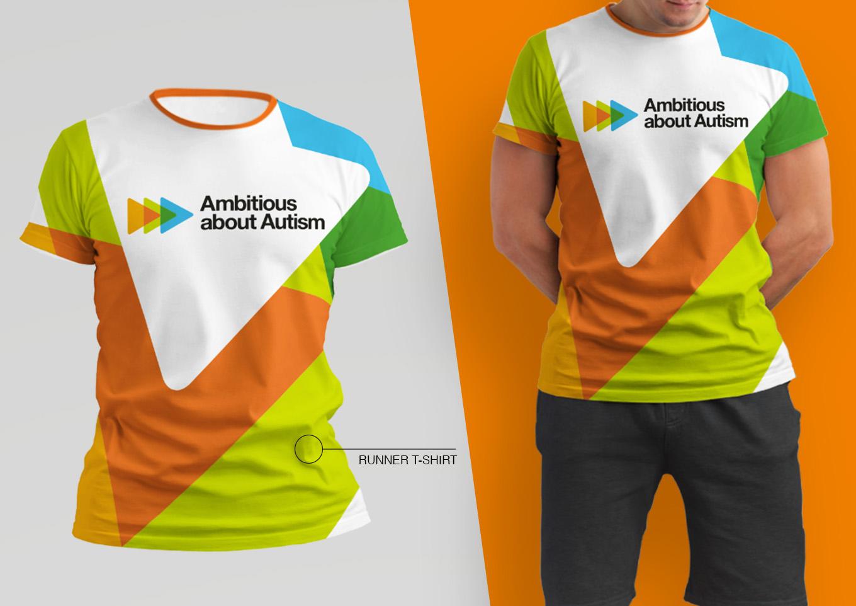 Ambitious about autism Challenge events merchandise