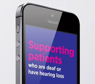 action on hearing loss – supporting patients