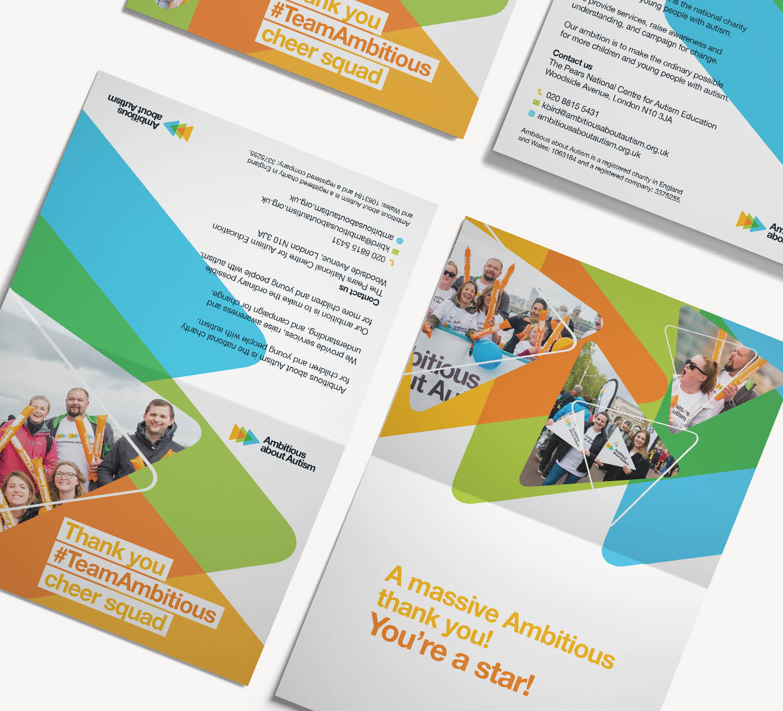 Ambitious about Autism London Marathon 2020
