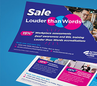 action on hearing loss – campaigns