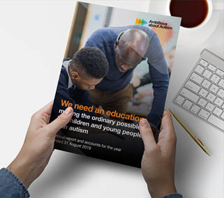 ambitious about autism annual report 2018-19