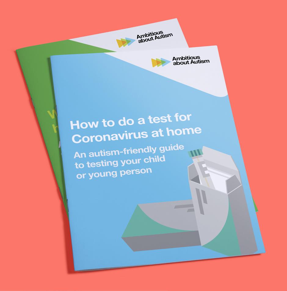 Ambitions about autism COVID19 coronavirus resources test for coronavirus