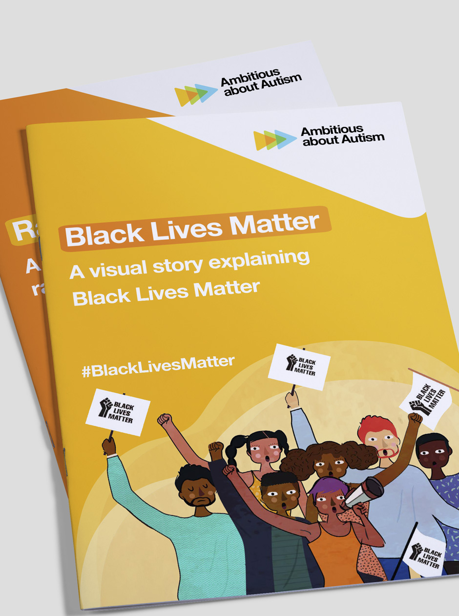 Ambitions about autism Black Lives Matter and understanding race and racism resources