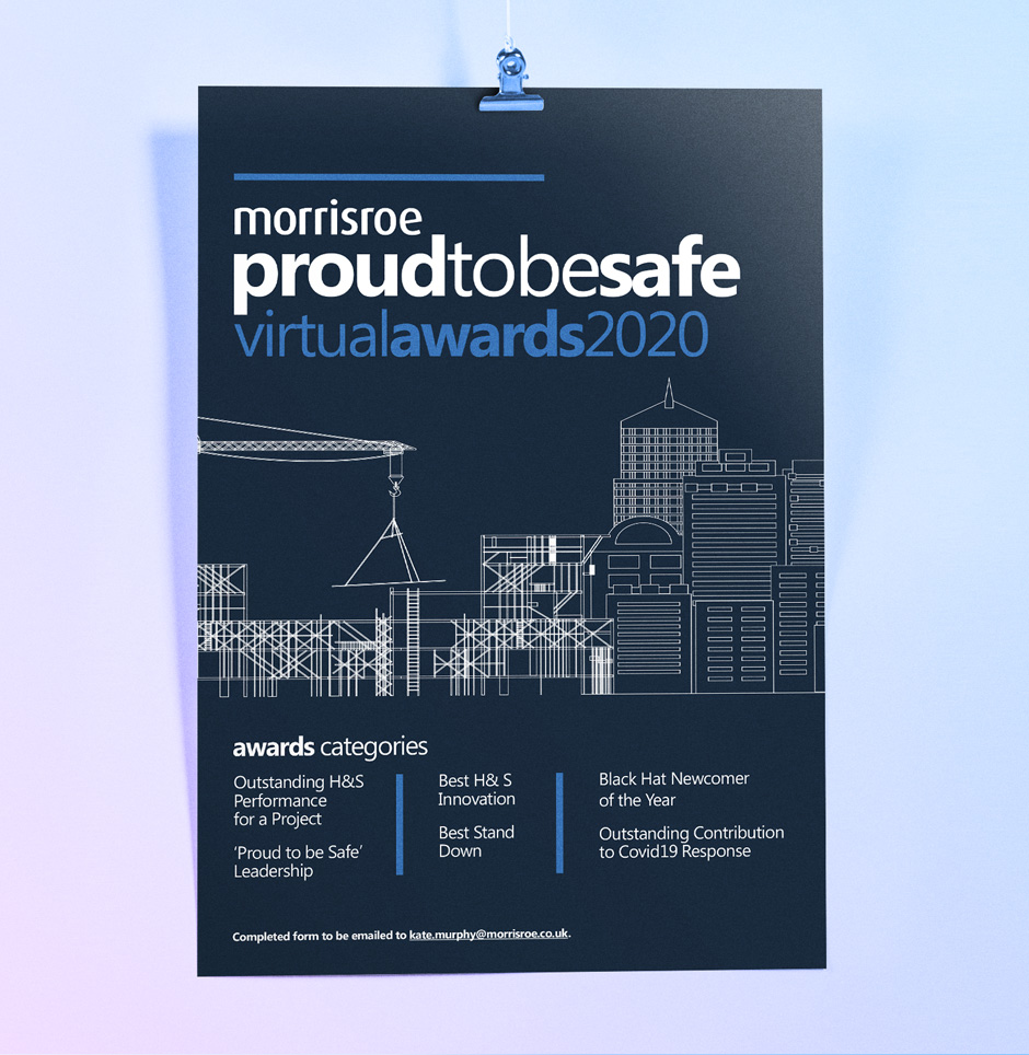 morrisroe proud to be safe awards 2020