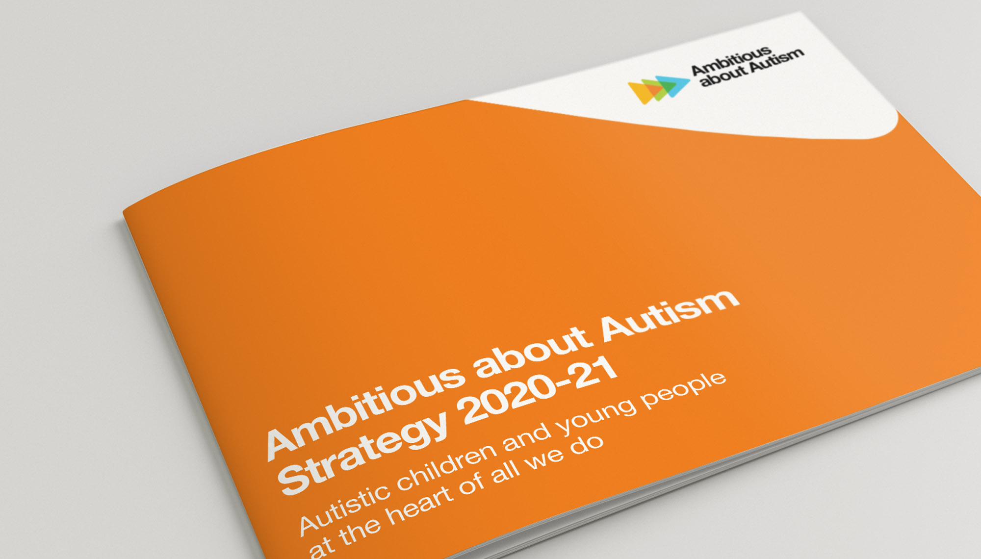 Ambitions about autism strategy report