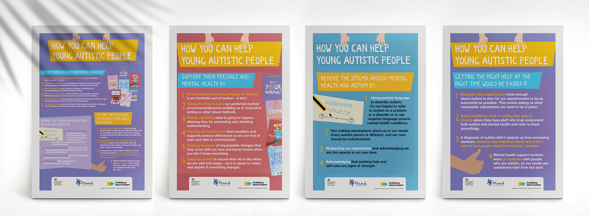 Ambitions about autism Know Your Normal Webinars