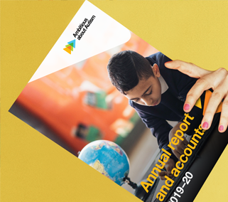 ambitious about autism annual report 2019-20