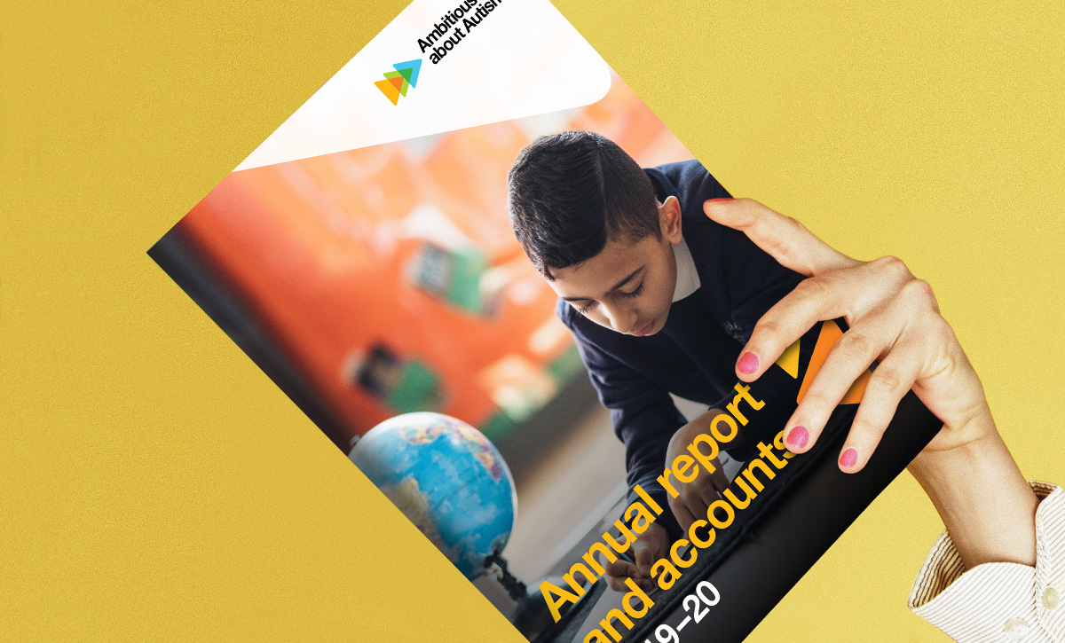 Ambitions about autism Include autism toolkit